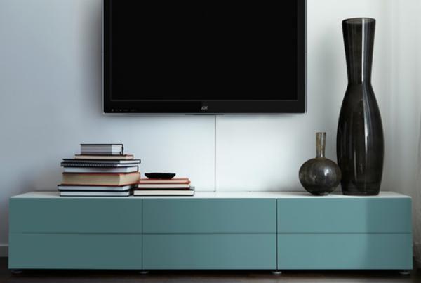 Fernsehmöbel-funktionelles-Design-Interior-Design-Ideen-Wohnideen-in-Blau