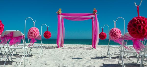 Florida-hochzeit-in-rosa