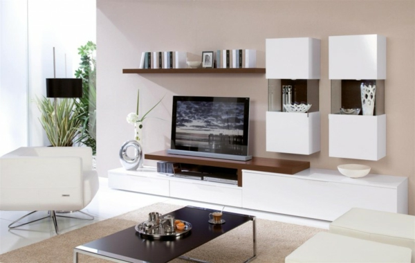 super-modernes-Design-TV-Möbel