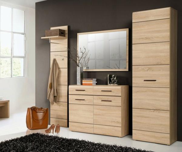 Garderobe-Masetto-Interior-Design-mit-modernen-Flurmöbeln
