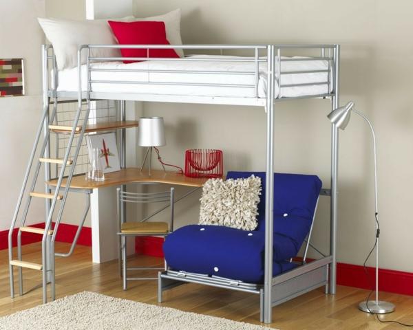 Hochbetten-mit-super-schönem-Design-Kinderzimmergestaltung---