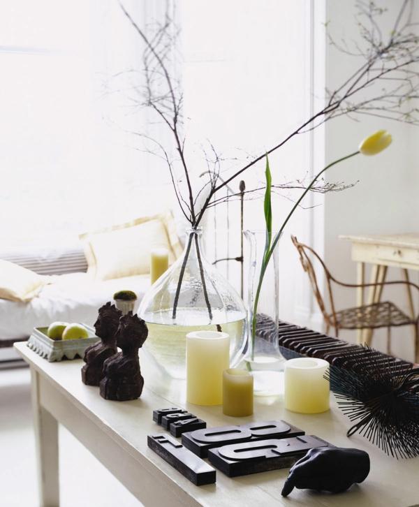 super schöne und interessante dekoration zum frühling