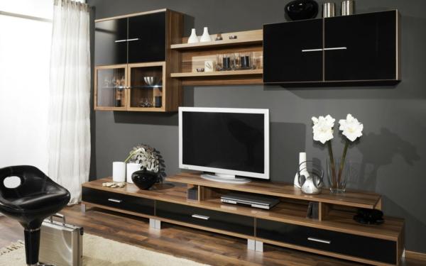 Interior-Design-Fernsehmöbel-mit-coolem-Design-für-ein-modernes-Wohnzimmer---