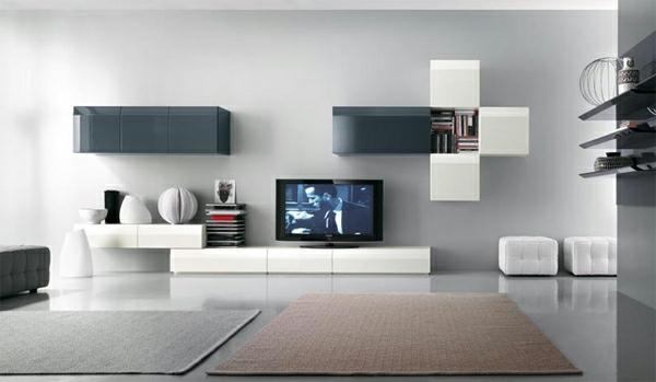 Interior-Design-Fernsehmöbel-mit-coolem-Design-für-ein-modernes-Wohnzimmer-Fernsehschränke