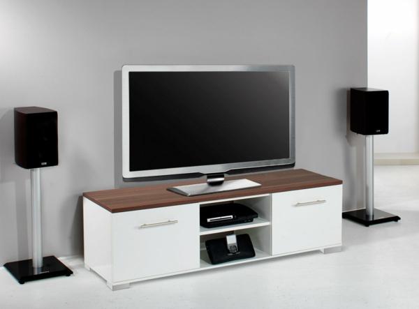 -Interior-Design-Fernsehmöbel-mit-coolem-Design-für-ein-modernes-Wohnzimmer