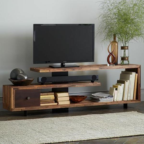 Interior-Design-Fernsehmöbel-mit-coolem--Design-für-ein-modernes-Wohnzimmer