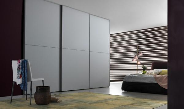 Interior-Design-Ideen-Schiebetüren-Kleiderschrank-