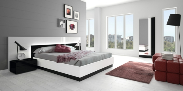 Interior-Design-Ideen-Schlafzimmer-einrichten-Schlafzimmer-Set