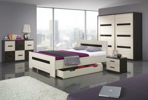 -Interior-Design-Ideen-Schlafzimmer-einrichten-Schlafzimmer-Set