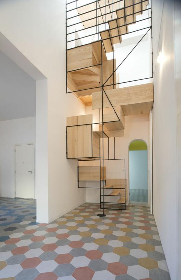 Interior-Design-Innenarchitektur-moderne-Innentreppen