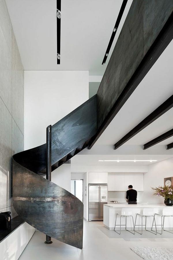 Interior-Design-Innenarchitektur-moderne-effektvolle-Innentreppen