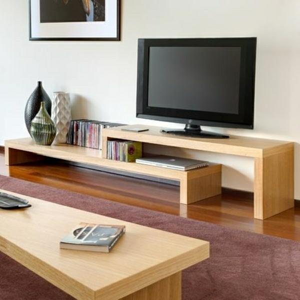 Interior-Design-multifunktionelle-Fernsehmöbel-mit-coolem-Design-für-ein-modernes-Wohnzimmer