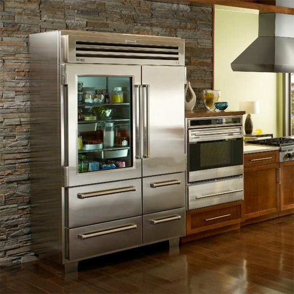 Kühlschrank-mit-Glastür-innovatives-Modell