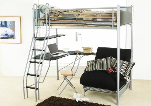 Hochbett Mit Schreibtisch F 252 R Das Kinderzimmer Archzine Net