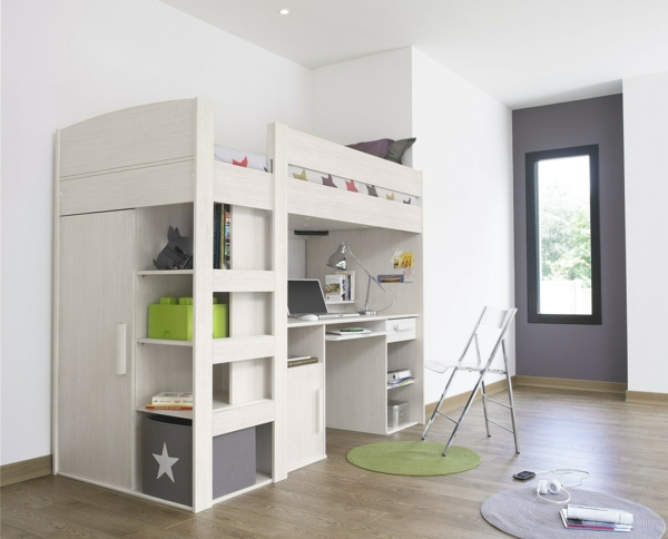ikea hochbett mit schreibtisch ikea hochbett troms mit schreibtisch und regal 90x200 gebraucht. Black Bedroom Furniture Sets. Home Design Ideas