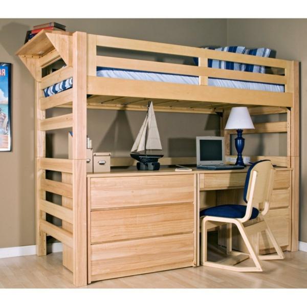 Kinderzimmermöbel-aus-Holz-mit-schönem-Design