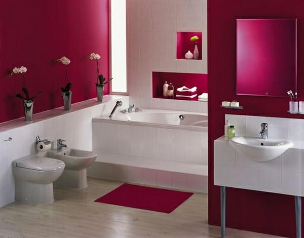 modernes-badezimmer-in-pink-weiß