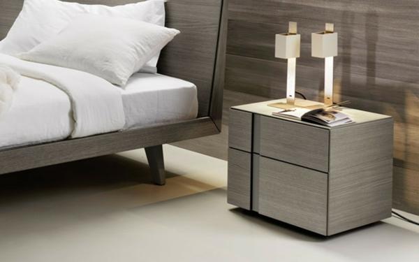 GroB Moderner Nachttisch Fürs Schlafzimmer!
