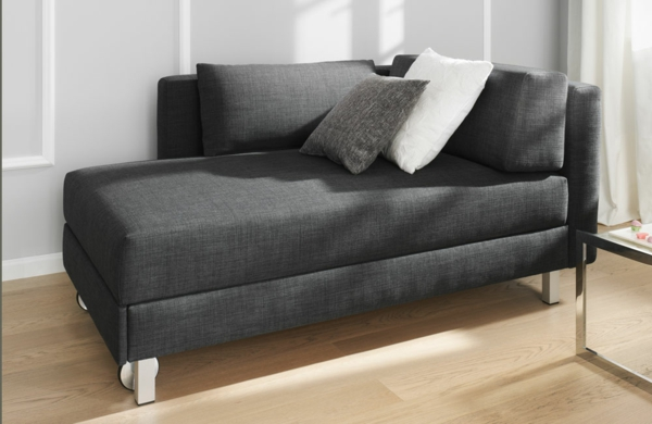 sofa mit schlaffunktion bequem und super praktisch. Black Bedroom Furniture Sets. Home Design Ideas