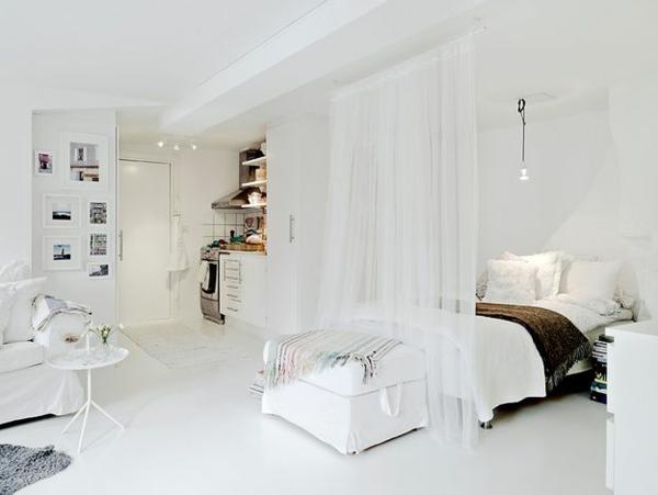 Schlafzimmer-Einrichtung-wunderbare-Ideen-zur-Gestaltung-in-Weiß