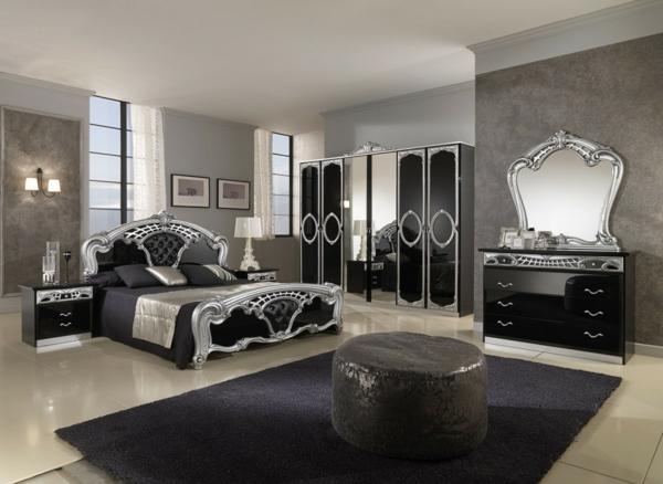 Schlafzimmer-gestalten--moderne-Schlafzimmermöbel--