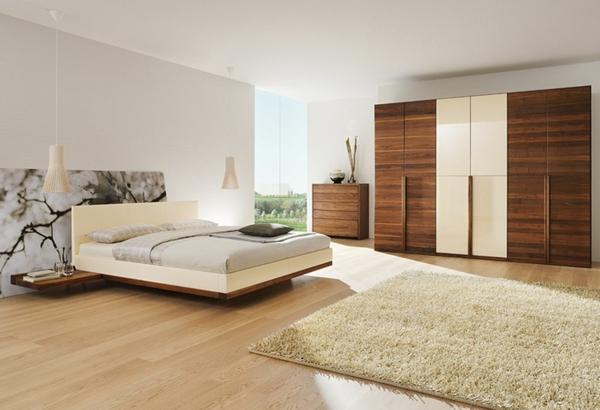 -Schlafzimmer-gestalten-moderne-Schlafzimmermöbel-Modernes Schlafzimmer