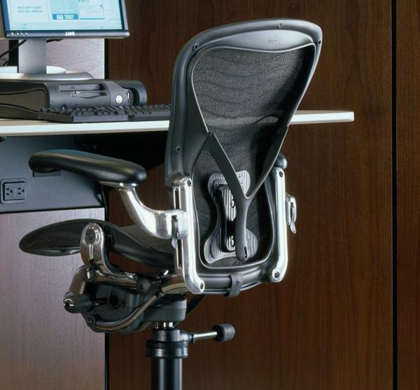 Schreibtischstuhl-ergonomischer-Drehstuhl-Heimbüro