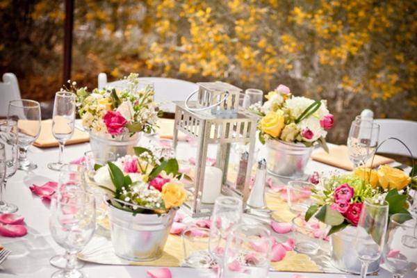 Tischdeko frühling selber basteln  Tischdeko Frühling - 100 bezaubernde Ideen zum selber machen ...