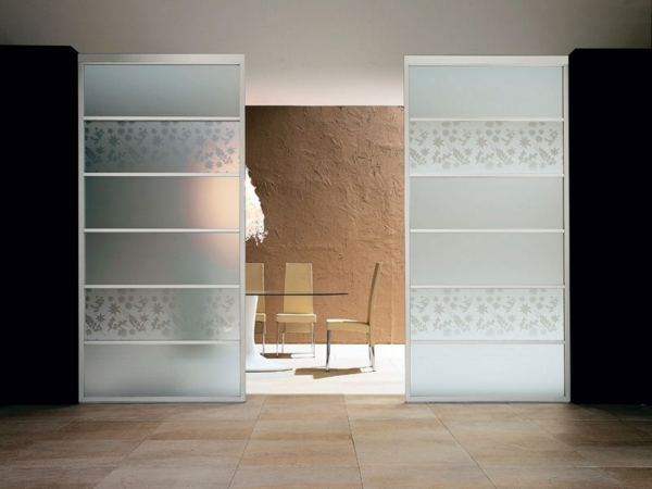 trennwand für eine moderne und funktionelle innengestaltung, Wohnzimmer