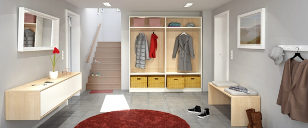 Super-moderne-und-aktuelle-Dielenmöbel-Sitzbank-Flur