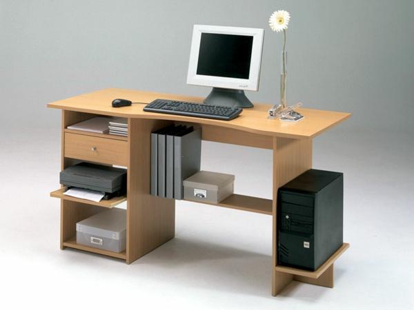 -Super-praktischer-moderner-Holzschreibtisch