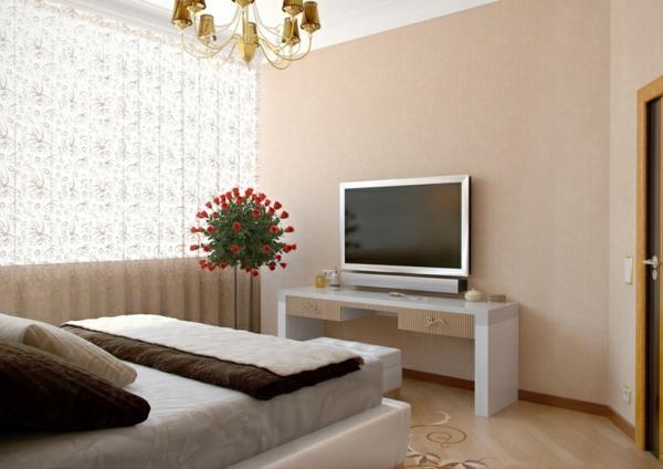 TV-Tisch-mit-elegantem-Design-Interior-Design-Idee