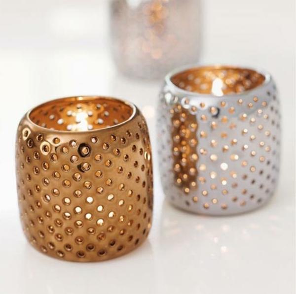 Tischgestaltung-mit-schönen-Kerzen-tolle-Tischdeko-Ideen