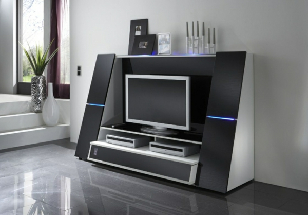 tv schrank ecke inspirierendes design f r wohnm bel. Black Bedroom Furniture Sets. Home Design Ideas