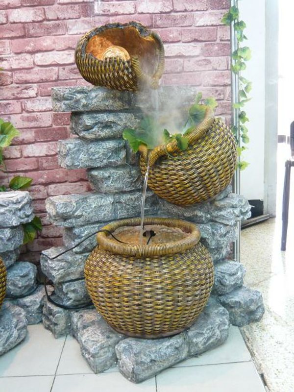 sehr interessantes modell vom springbrunnen