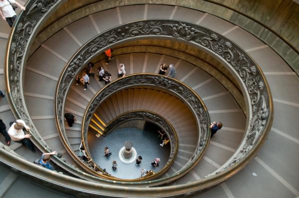 Vatikan_Museum_erstaunliche-Spindeltreppen