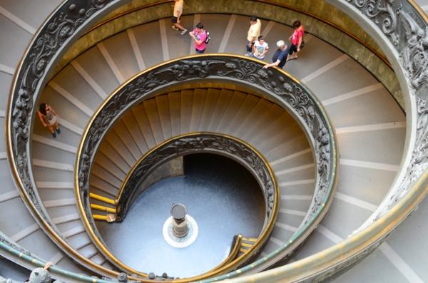 wendeltreppen--vatikan-museum