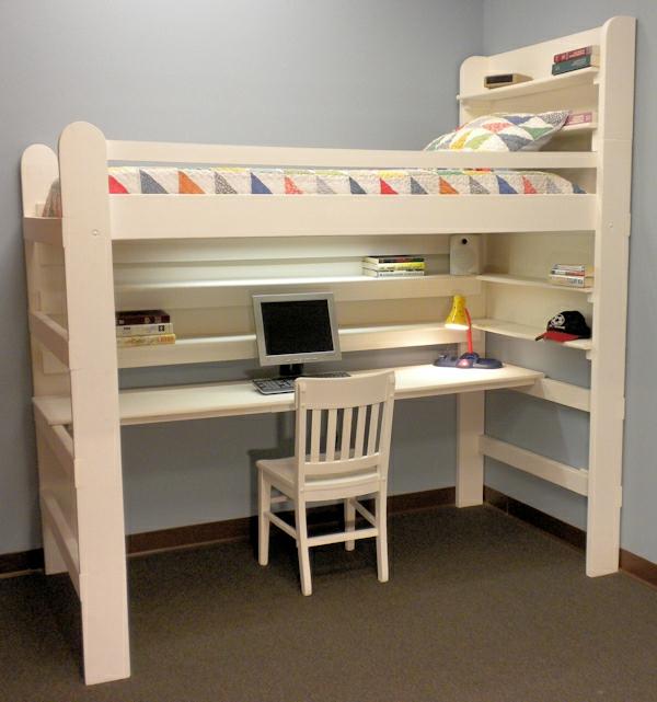 Kleines kinderzimmer teilen verschiedene for Kinderzimmer wohnideen