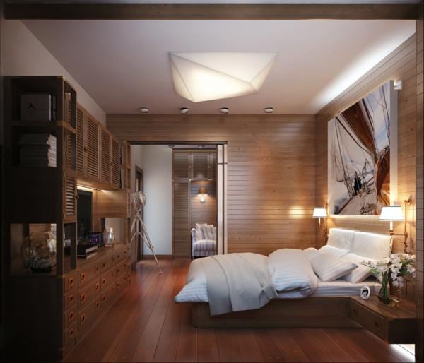 Wohnideen-moderne-und-elegante--Schlafzimmermöbel