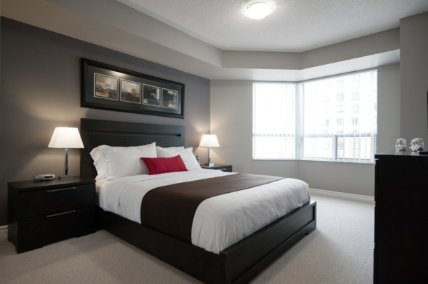 Wohnideen--moderne-und-elegante-Schlafzimmermöbel
