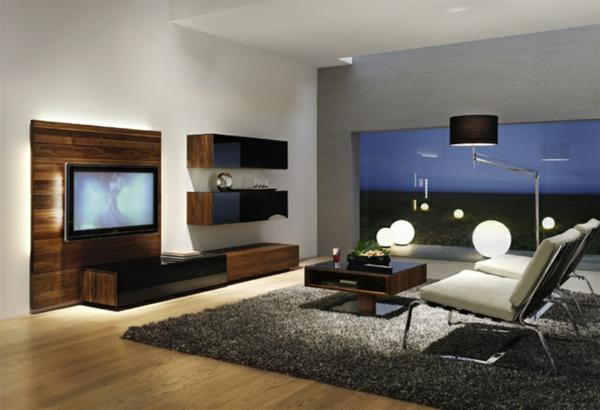 Wohnzimmer-Ideen-TV-Möbel-Ideen