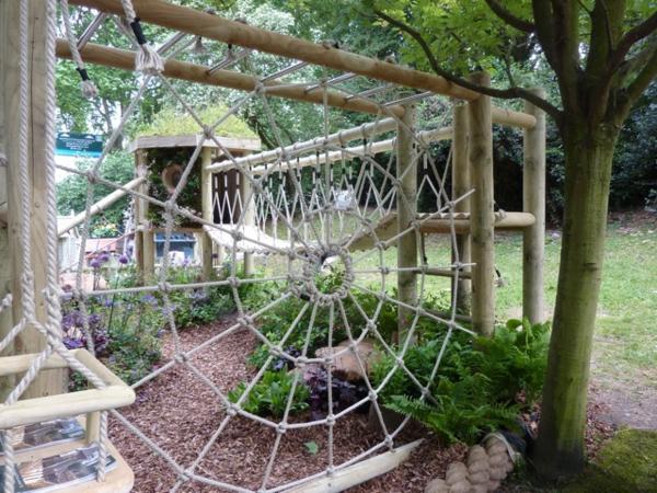 Garten Klettergerüst mit schöne design für ihr haus design ideen