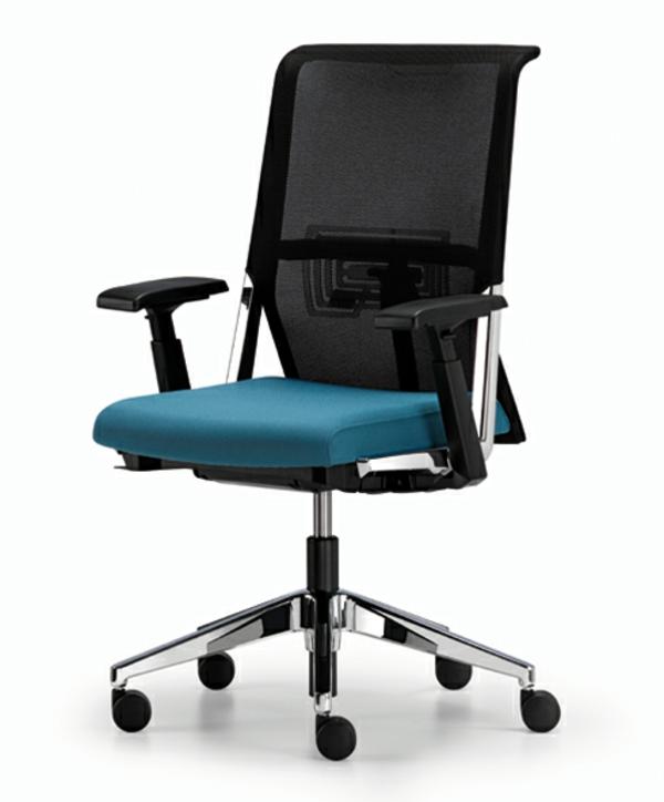 bequeme-Bürostühle-mit-schönem-Design-Interior-Design-Ideen-