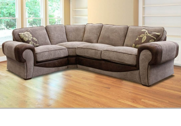 bequeme-couch-braun-schöne-einrichtungsideen-für-das-wohnzimmer-