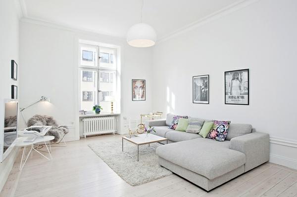 schöne wohnzimmer farbe:ein super schönes helles Wohnzimmer