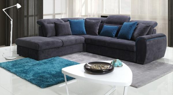 bequeme-couch--graue-farbe-schöne-einrichtungsideen-für-das-wohnzimmer