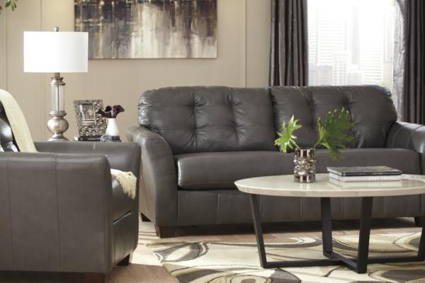 bequemes-ledersofa- -schöne-einrichtungsideen-für-das-wohnzimmer-