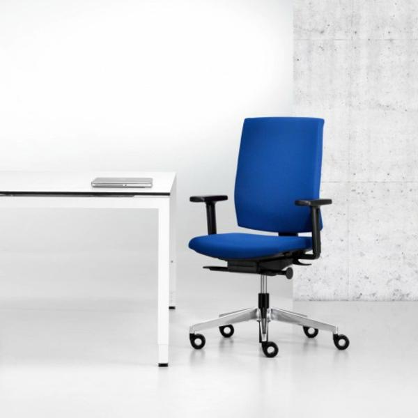 blaue-Bürostühle-mit-schönem-Design-Interior-Design-Ideen