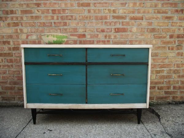 vintage kommode blau inspirierendes design f r wohnm bel. Black Bedroom Furniture Sets. Home Design Ideas