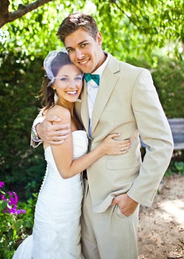 cooles bild von einer braut und einem bräutigam